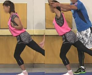 疲れにくい体を作る体幹トレーニング・ステップアップ